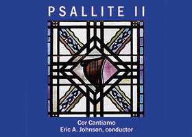 Psallite II CD