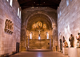 Fuentiduena Chapel, The Cloisters